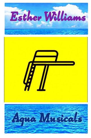 Dieses Bild zeigt einen Sprungturm bei einem Schwimmbecken. Der Turm soll als Symbol für die Filme mit Esther Williams gelten.