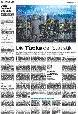 Christian Hesse, Die Tücke der Statistik