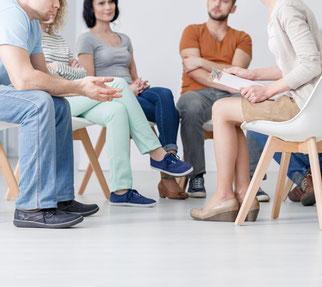 Gesprächskreis für Angehörige von Krebspatienten