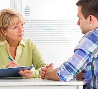 Sozialrechtliche Beratung von Krebspatienten