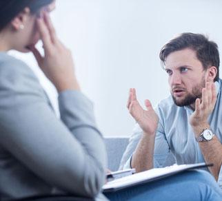 Psychoonkologische Beratung von Krebspatienten