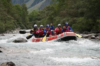 Rafting (A. Robert)