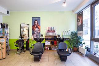 Hair Design - Haarwäschen