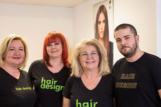 Hair Design - Team