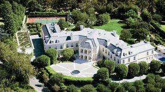 William Ruto House, costata 1,2 bilioni di scellini