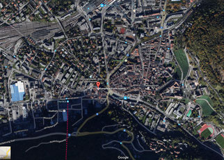 Chur- Google Earth