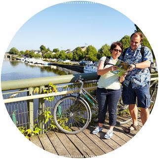 La Vélodyssée® - l'Atlantique en roue libre - Blain