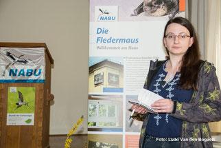 Anja Vogler-Schmidt trug den Finanzbericht vor. Fotos: Ludo Van den Bogaert