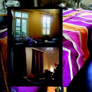 Création de rideaux adaptés aux hautes portes et fenêtres h