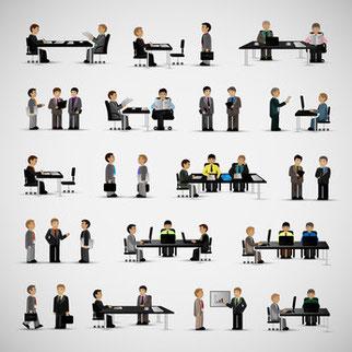Interim Management Skills www.hettwer-beratung.de Hettwer UnternehmensBeratung GmbH Beratung Experte Berater Profil Freiberufler Freelancer Spezialist Management auf Zeit Planung Organisation Kontroll