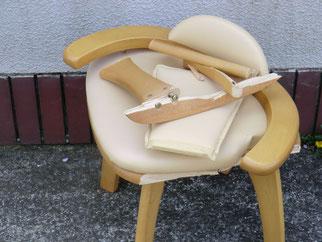 椅子(いす)修理