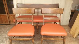 椅子(いす)リメイク