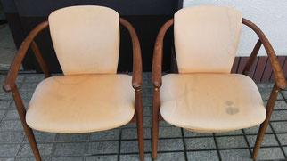 椅子(いす)座面張替