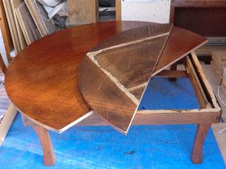 テーブル・机修理
