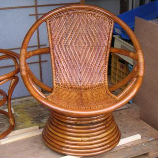椅子(いす)塗装(塗り替え)