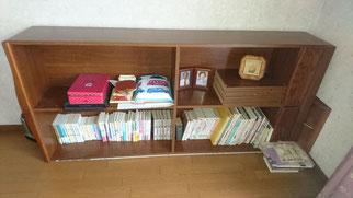 本棚リメイク