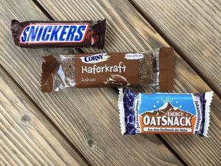 Snickers, Zorn Haferkraft, Ostsnack, Energieriegel, Schokoriegel