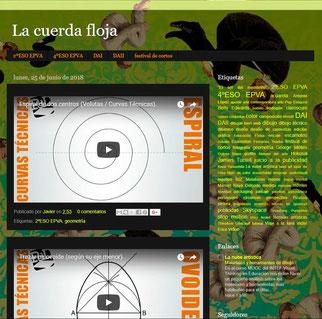 Blog del departamento de Artes Plásticas