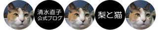 清水直子『梨と猫』