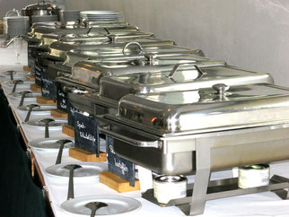 Catering Services Buffet Style