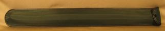 housse archet contrebasse verte
