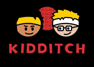 """Logo """"Kidditch im Deutschen Quidditchbund"""""""