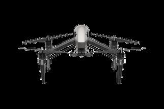 DJI Inspire 2 es un equipo profesional compatible con cámaras como el Zenmuse X4S, X5S y X7 UAV RPAS VANT SAS Hobbytuxtla
