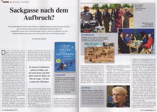 """Buchrezension """"Sackgasse nach dem Aufbruch?"""""""