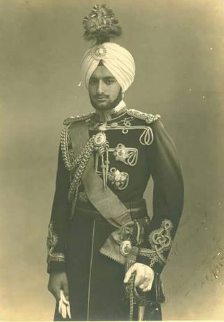 MAHARAJAH YADAVINDRA SINGH 1913+1974