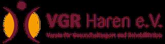 VGR Haren Logo