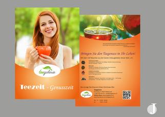 Gestaltung Flyer - wirkungsvolle Unternehmenskommunikation