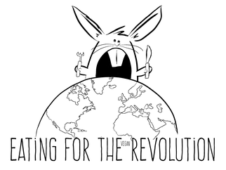 Eating for the revolution Classic - Kaninchen für vegane Ernährung - Rabbit Revolution