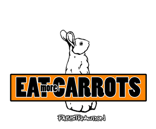 Eat more Carrots - Mümmelt mehr Möhren - Rabbit Revolution