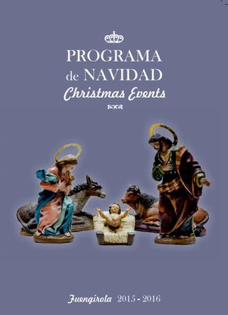 La Navidad en Fuengirola - Programa de actividades