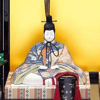 弥生雛(男雛)