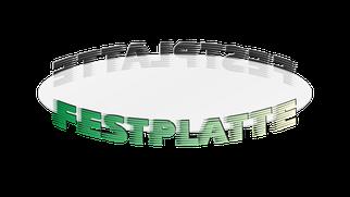 Logo Festplatte e.V. 2008