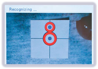 Kamera-Positionierungssensor