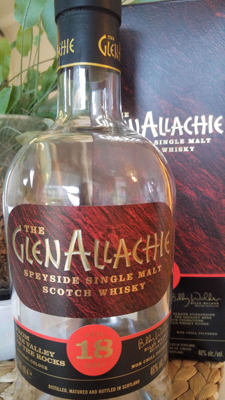 Whisky Review #100: GlenAllachie 18 Jahre