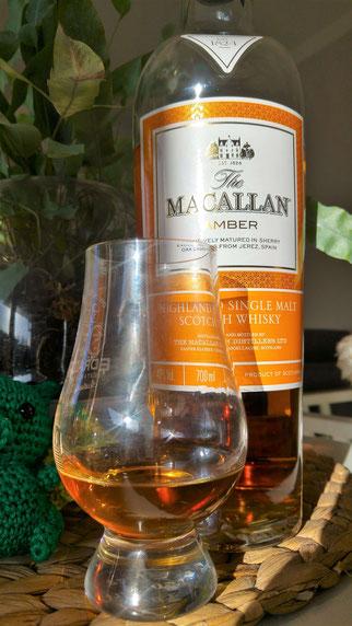 Macallan Amber im Glas