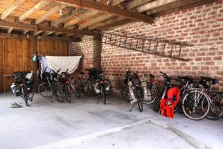 local vélo maison d'hôtes La Réole