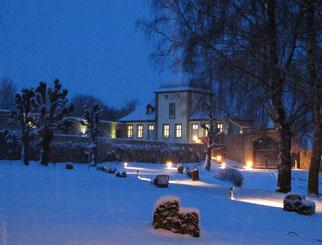 Kloster Dalheim im Winter © LWL/M. Tillmann