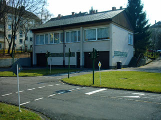 Jugendverkehrsschule der Kreisverkehrswachtin Neunkirchen, Gabelsbergerstraße 12