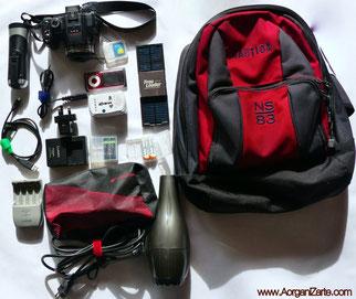 Organiza la tecnología para los viajes - www.AorganiZarte.com