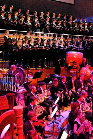 1. Konzert des 21st Century Chorus (LOTR Symphony 2007)