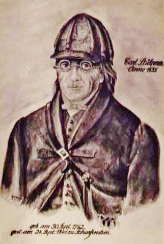 Stülpner mit Starbrille 1835