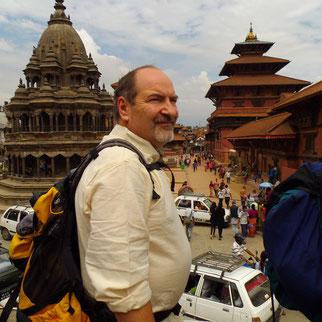 Alain Métraux au Népal