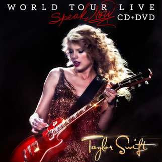 Speak Now World Tour: Live (Big Machine Records, 2011)