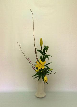 2015.4.27 たてるかたち    by Kumikoさん