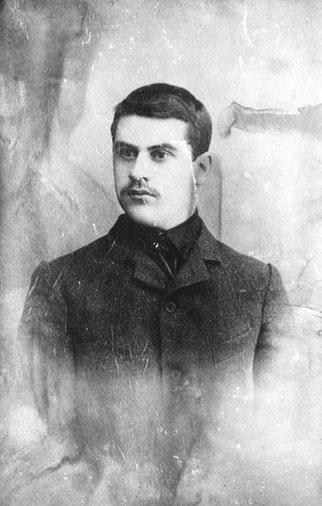 Владимир Клюге, 1912 г.