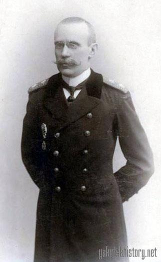 Миллер Александр Константинович, вице-губернатор,действительный статский советник